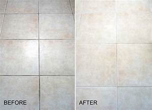 Does cleaning grout with baking soda and vinegar really work for Cleaning floor grout with baking soda