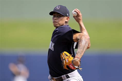 Jonathan Loaisiga rejoins Yankees after travel delays ...