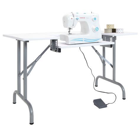 studio designs sewing table folding multipurpose sewing table