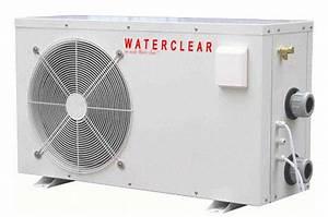 Pool Wärmepumpe Stromverbrauch : pool schwimmbecken waterclear w rmepumpe heizung mit 9 8 kw heizleistung ~ Frokenaadalensverden.com Haus und Dekorationen