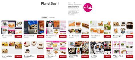 siege social planet sushi pour votre restaurant
