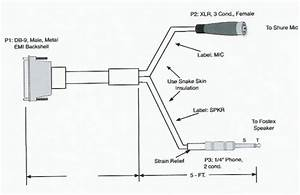 Xlr Y Cable Wiring Diagram