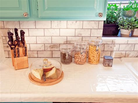 Tile Kitchen Countertops: Pictures & Ideas From HGTV   HGTV
