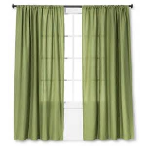 farrah curtain panel coral 54 quot x84 quot threshold target