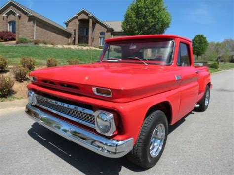 Buy Used 1965 Chevrolet C10 Pickup In Athens, Tennessee