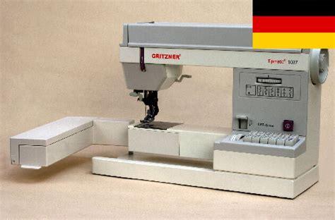 la maison de la machine a coudre pack gritzner 1037 788 en stock maison de la machine 224 coudre et 224 repasser