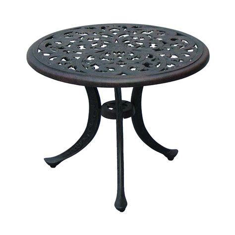 darlee dl80 a series 80 end table atg stores