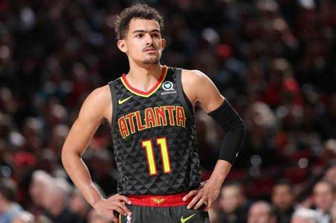 He was drafted 5th overall in 2018 out of oklahoma. Is Trae Young Really Going To Compete In HORSE Challenge For Charity? Know All The Exclusive ...