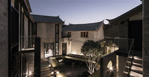 Yiduan Shanghai Renovates An Old Chinese Complex Into A