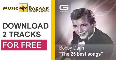 The 25 Best Songs  Bobby Darin Mp3 Buy, Full Tracklist