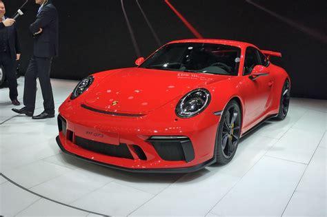 Porche Car :  Porsche 911 991.2 Gt3 Gets Manual