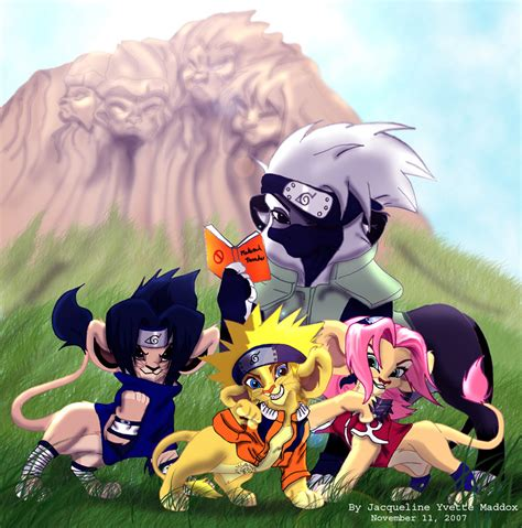 team  naruto animals photo  fanpop