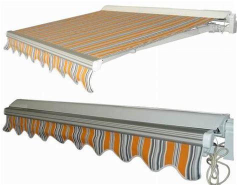 Montaggio Tende Da Sole A Bracci Tende Da Sole Installazione Tende