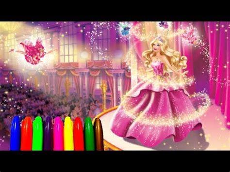 disney princess barbie mermaid  fairies coloring pages