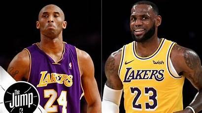 Kobe Lebron Bryant James Lakers Fans