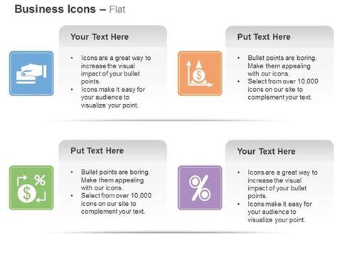 card swap financial data  statistics analysis  icons