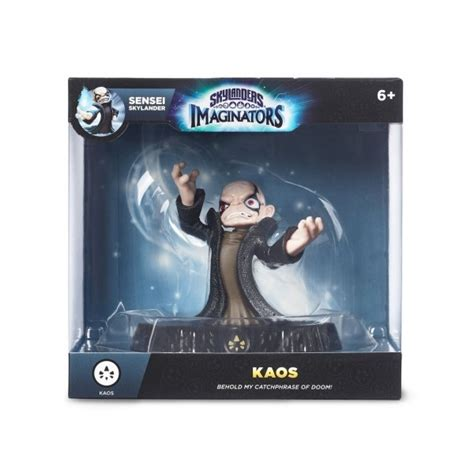 kaos i learn football skylanders imaginators kaos sensei figure ozgameshop