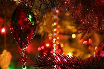 Christmas Tree Ornament Hanging Holiday Glass Season