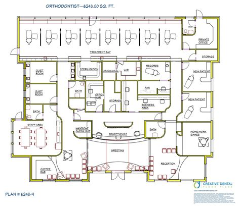 design floor plan creative dental floor plans orthodontist floor plans