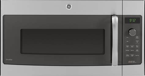 psasfss ge profile series   range oven  advantium technology stainless steel