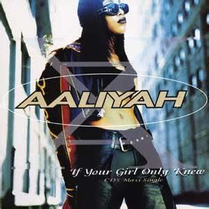 One In A Million Testo If Your Only Knew Aaliyah Traduzione In Italiano