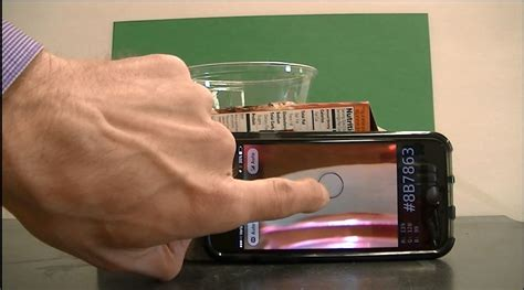 smartphone   absorption spectrophotometer