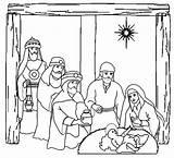 Coloring Three Kings Pages Wise Jesus Drawing Birth Nativity Getdrawings Printable Getcolorings Drawings Paintingvalley sketch template