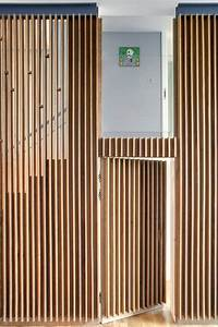 Wood, Slats, Add, Texture, And, Warmth, To, These, Homes