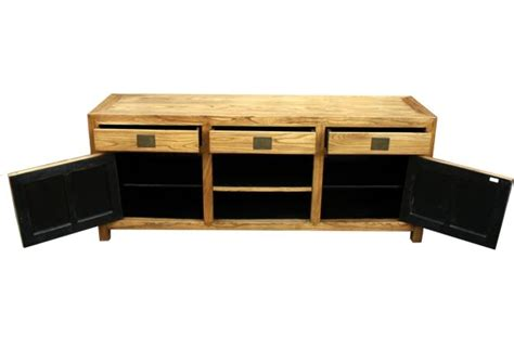 Low Sideboard Tv Unit by Country Style Low Sideboard Timber
