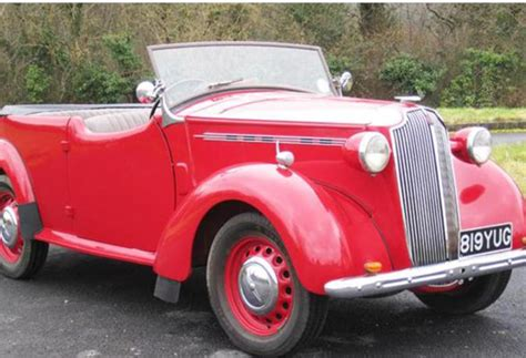 vauxhall car 1940 1940 vauxhall wyvern united kingdom 11 500 00 stock