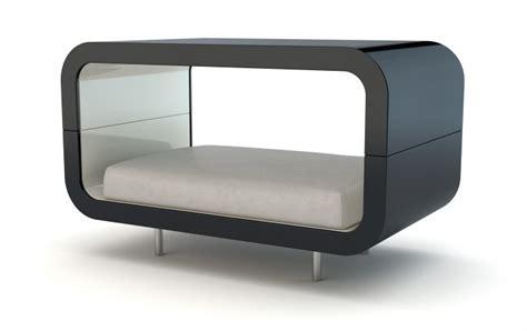 canapé pour chien canapé lit en bois laqué pour chien et suite