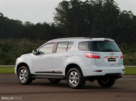 Chevrolet Trailblazer Picture by Chevrolet Trailblazer Price Modifications Pictures