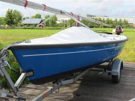 Buitenboordmotor Voor Zeilboot by Efsix Met Trailer En Buitenboordmotor Advertentie 506501
