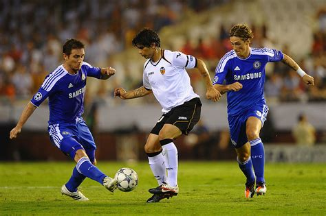 Chelsea Lineup vs Valencia : Chelsea predicted lineup for ...