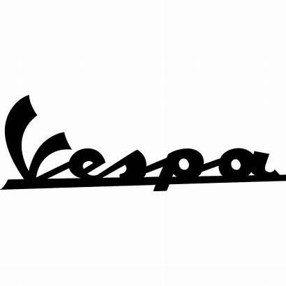 Vespa Vector Moto Decal Sticker Svg Logos
