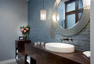 Mirroir Salle De Bain : miroir de salle de bain l encadrement design design feria ~ Dode.kayakingforconservation.com Idées de Décoration