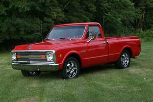 1970 CHEVROLET C-10 CUSTOM PICKUP - 157370