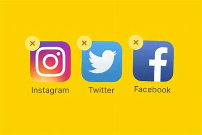 Apps Delete Social App Phone Deleting Every