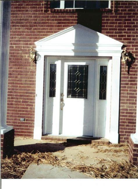 High Resolution Exterior Door Trim Moulding #7 Decorative
