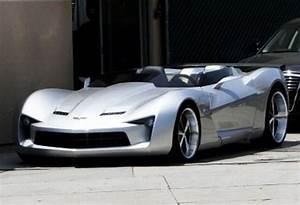 Spied: Corvette Stingray Concept Cabrio   AmcarGuide.com ...