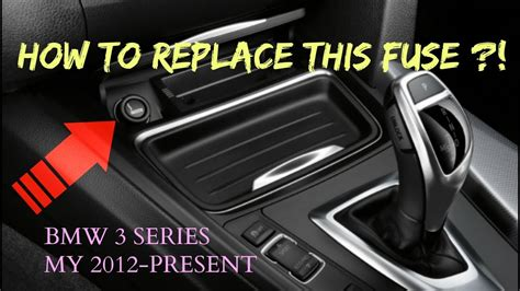 2013 Bmw 328i Xdrive Fuse Box by How To Replace Cig Lighter Fuse Bmw 3 Series My 2012
