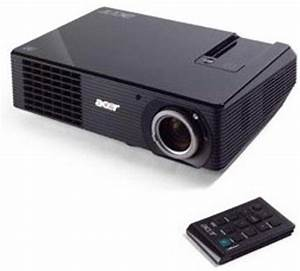 Acer Ey J8801 021 Model X1160pz Dlp Projector  2400 Ansi