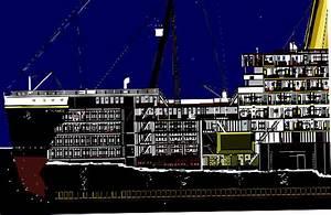 Titanic crosssection | Encyclopedia Titanica Message Board