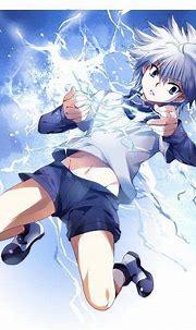 Killua Zoldyck | Wiki | Anime Amino