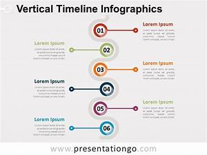 Free Vertical Timeline For Powerpoint