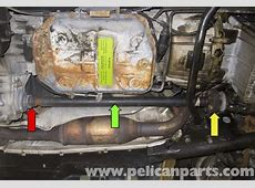 BMW X5 Front Driveshaft and FlexDisc Replacement E53