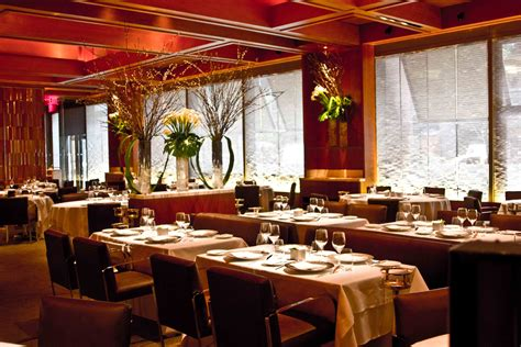 modern in nyc the best restaurants in new york city