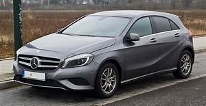 Mercedes Classe A 2014 : mercedes benz a class wikipedia ~ Medecine-chirurgie-esthetiques.com Avis de Voitures