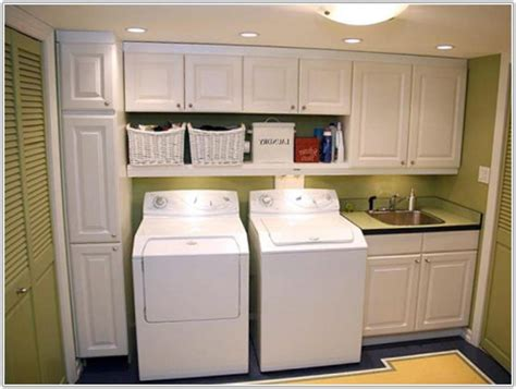 Home Depot Laundry Sink And Cabinet: Cabinets For Laundry Room Home Depot