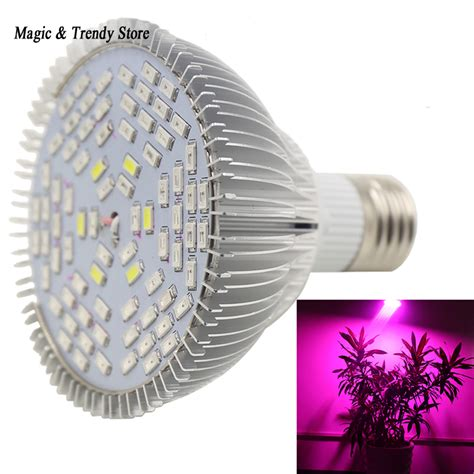 spectrum led grow light e27 30w 50w 80w led growing